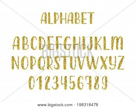 Gold Glitter Hand Vector & Photo (Free Trial) | Bigstock
