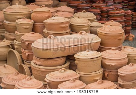 Clay Ware For Sale