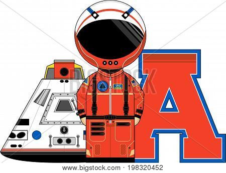 A Is For Astronaut 6