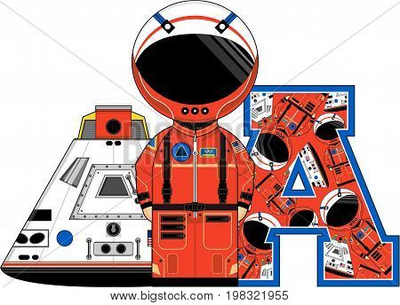 A Is For Astronaut 15