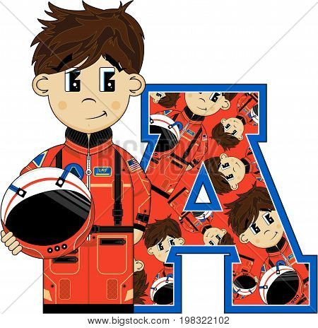 A Is For Astronaut 17