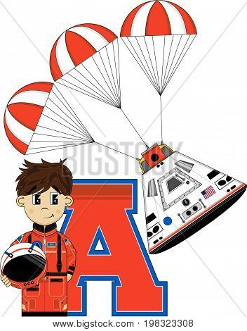 A Is For Astronaut 25