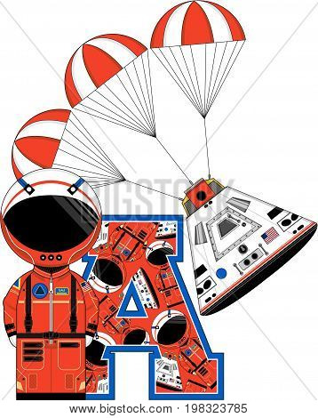 A Is For Astronaut 26