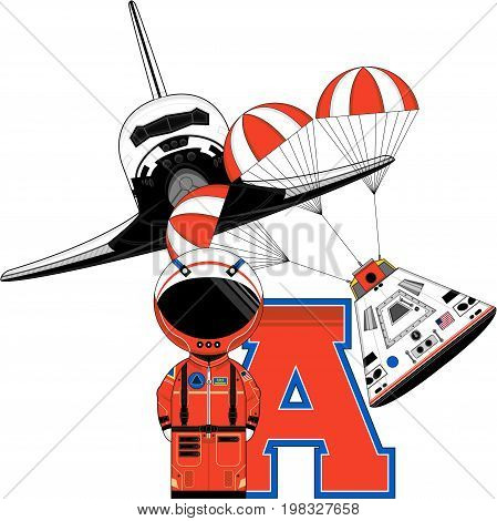 A Is For Astronaut 28