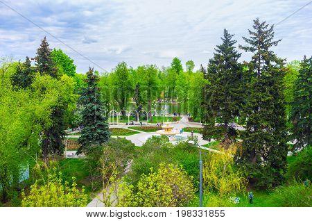 Cozy Gorky Park