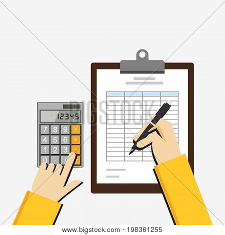 Tax document, spreadsheet, budget planning, market analysis, financial accounting.