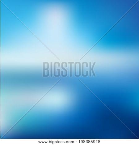 blue dark blue black abstract background blur gradient. Technology wave banner