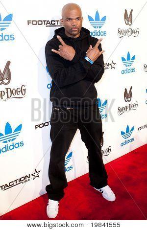 LOS ANGELES, CA. - FEB 19: Musician Darryl