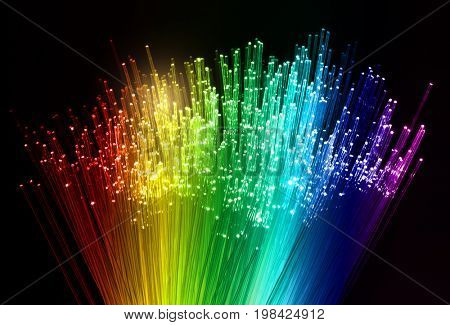 fiber optic cables
