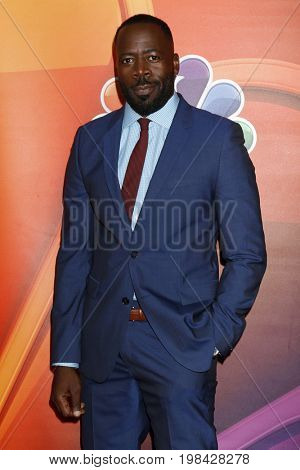 LOS ANGELES - AUG 3:  Demetrius Grosse at the NBC TCA Press Day Summer 2017 at the Beverly Hilton Hotel on August 3, 2017 in Beverly Hills, CA