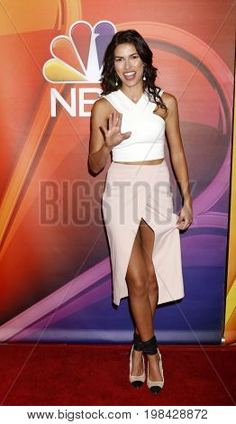 LOS ANGELES - AUG 3:  Sofia Pernas at the NBC TCA Press Day Summer 2017 at the Beverly Hilton Hotel on August 3, 2017 in Beverly Hills, CA