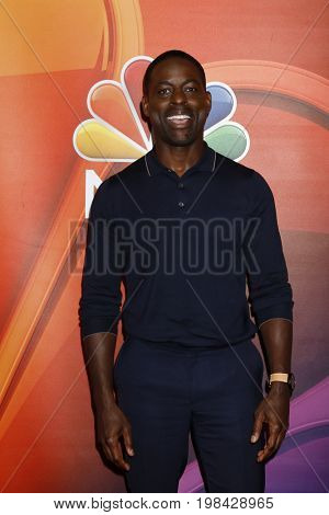 LOS ANGELES - AUG 3:  Sterling K Brown at the NBC TCA Press Day Summer 2017 at the Beverly Hilton Hotel on August 3, 2017 in Beverly Hills, CA