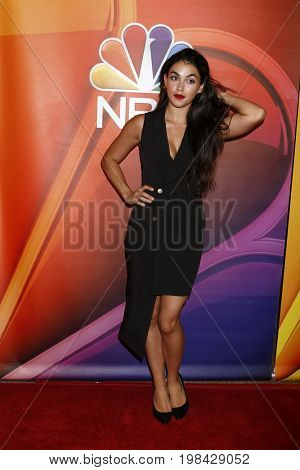 LOS ANGELES - AUG 3:  Natacha Karam at the NBC TCA Press Day Summer 2017 at the Beverly Hilton Hotel on August 3, 2017 in Beverly Hills, CA