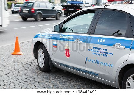 Ford Focus, Russian Traffic Police Car