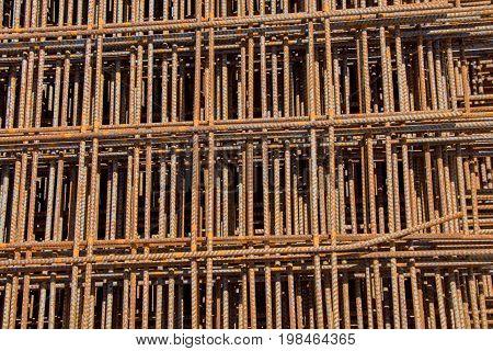 Iron Reinforcement  Bars For Construction