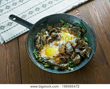 Bugeac Breakfast