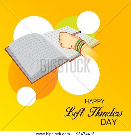 Left Handers Day_02_aug_17