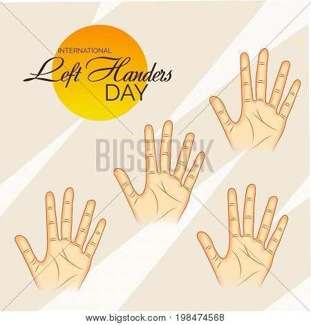 Left Handers Day_02_aug_30