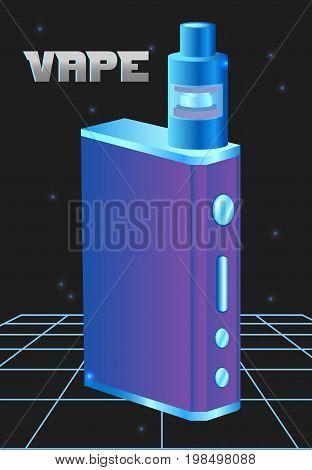 Vape Device. Vaping Juice