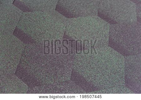 texture soft tile. background pink flexible tile roof