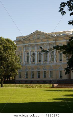 Museum In St.Petersburg, Russia