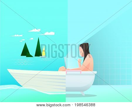 vacation travel. Online booking. Purchase tickets through the Internet, tours, accommodation. an instant from the bathroom to the sea. Online reservation