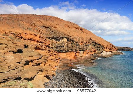 Coastline Of Tenerife