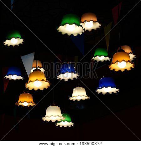 Decorative Vintage Hanging Lamp