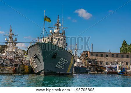 Military Ships Of The Coast Guard