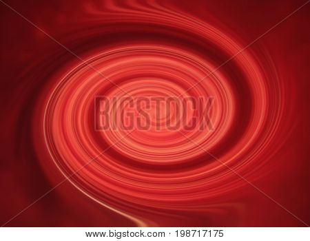 abstract background with rotating texture in red colors