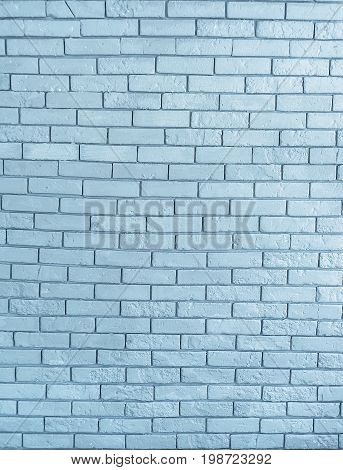 Gray brick wall background with copy space texture pattern. Old texture of gray stone blocks closeup free space