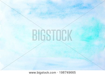 Ssoft cloud background with a pastel multicolored gradient