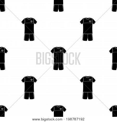 Form of the Belgian football team.The dark Belgian wolf. Belgium single icon in black style vector symbol stock web illustration.