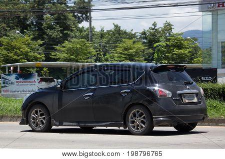 Private Car, Nissan Pulsar