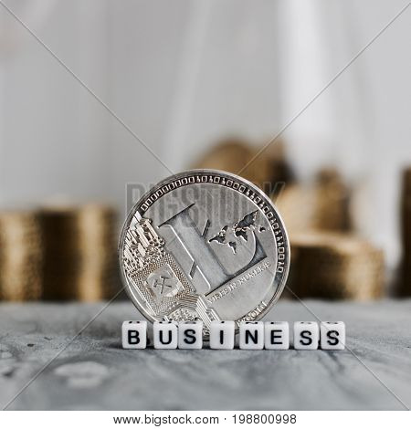 Litecoin Business Cryptocurrency