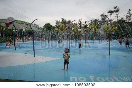Children Swimming Pool In Singapore