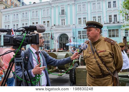 International Festival-  Interview With An Officer
