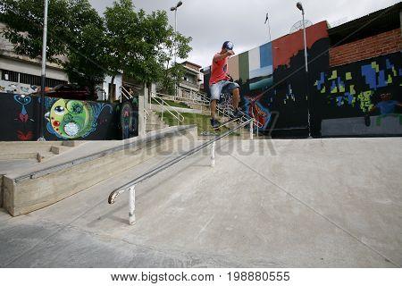 Skatepark In Slum