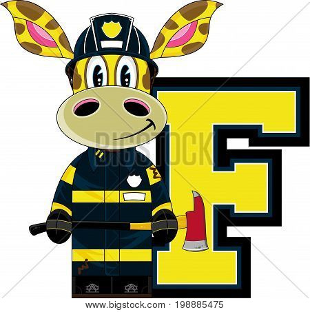 F Is For Fireman 2