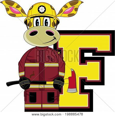 F Is For Fireman 6