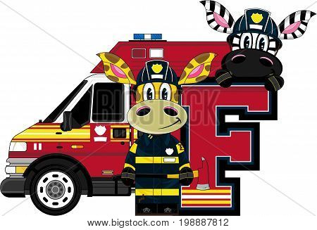 F Is For Fireman 47