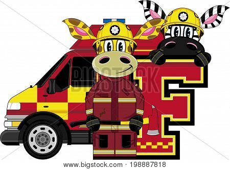 F Is For Fireman 48