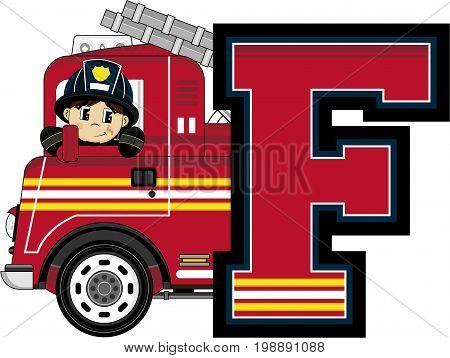 F Is For Fireman 31.eps