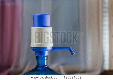 Plastic Bottle With Pump