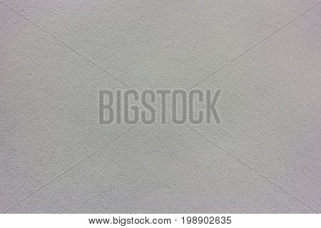 Grey Pastel Paper Background With Detailed Texture Of Paper Fiber