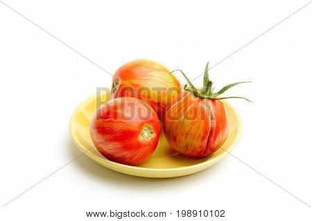 Red Zebra Tomatoes