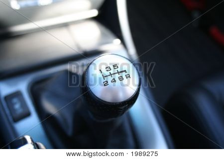 6 Speed Stick Shift