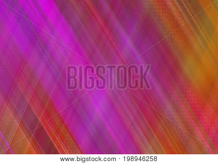 Abstract background with pattern of bright magenta and purple, lilac skew strips. Stylish decorated, textile textured template for greeting cards, flyers, invitations, leaflets, posters, web pages, brochure cover