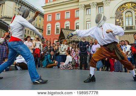 International Festival- Fight On The Rapier