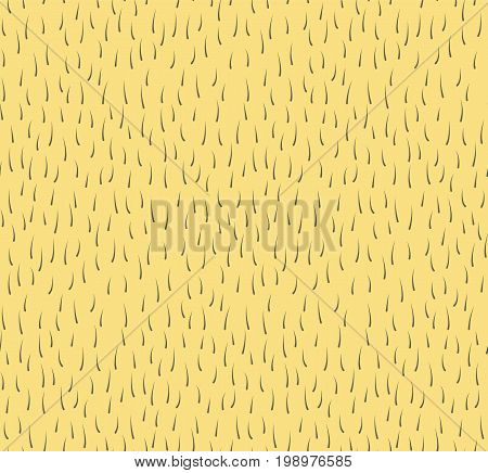 Abstract hairy seamless pattern, haired animals or human skin. Hair texture for banner, cover, wrapping paper, background, web design